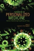 Handbook of Personalized Medicine -