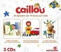 Caillou Hörspielbox 6 (CD 16-18) -