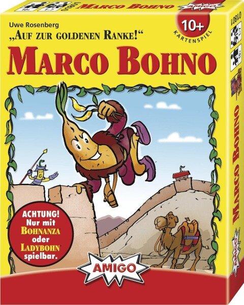 Marco Bohno ,, Auf zur godenen Ranke!'' - Uwe Rosenberg