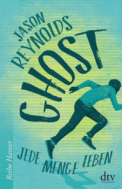 Ghost - Jason Reynolds
