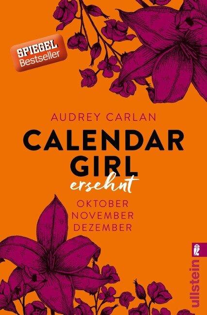 Calendar Girl 04 - Ersehnt - Audrey Carlan