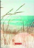 Brunnen Buchkalender 2019 Strand A5 -