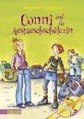 Conni und die Austauschschülerin - Dagmar Hoßfeld