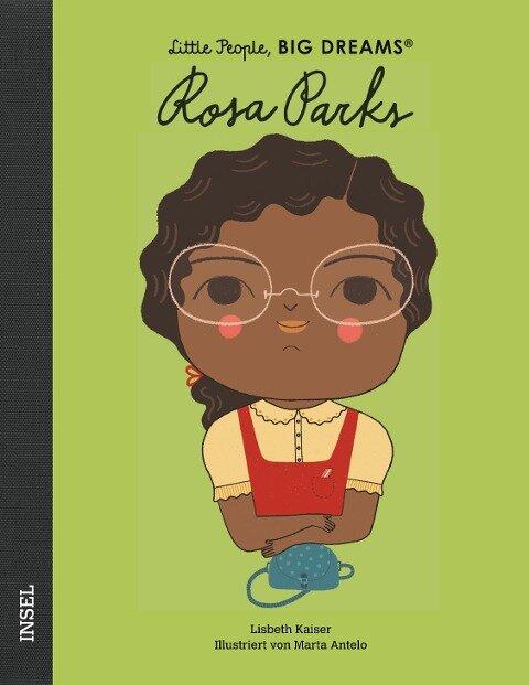 Rosa Parks - Lisbeth Kaiser