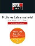 Natur und Technik: Informatik click & teach 6 Box -