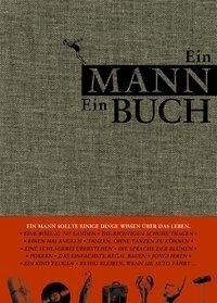 Ein Mann - Ein Buch -