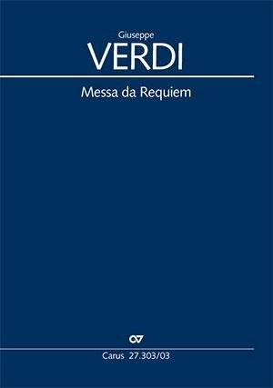 Messa da Requiem (Klavierauszug) - Giuseppe Verdi