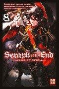 Seraph of the End 08 - Takaya Kagami, Yamato Yamamoto, Daisuke Furuya
