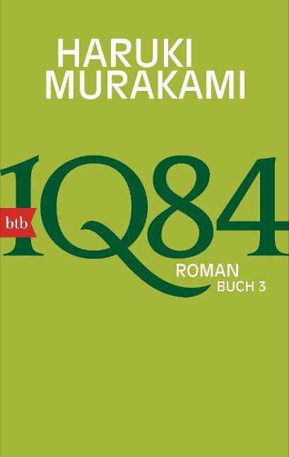 1Q84 (Buch 3) - Haruki Murakami