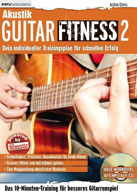 Akustik Guitar Fitness 2 - Achim Göres