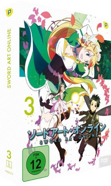 Sword Art Online - Box 3 -