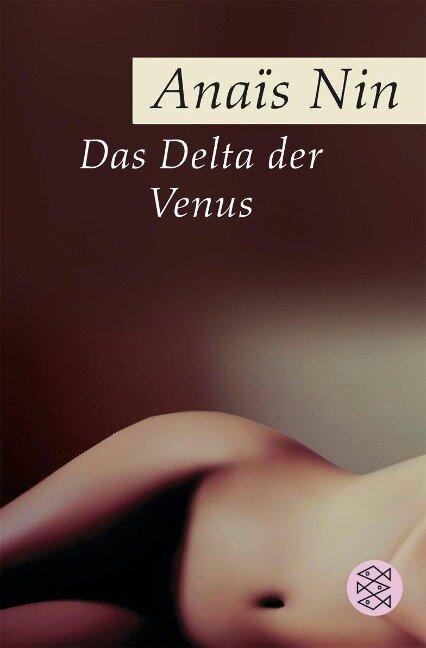 Das Delta der Venus - Anais Nin