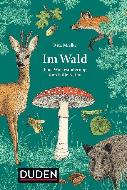 Im Wald - Rita Mielke