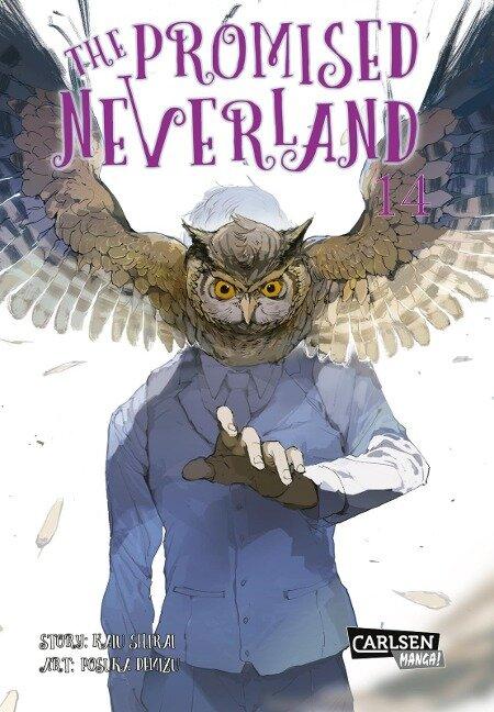 The Promised Neverland 14 - Kaiu Shirai, Posuka Demizu