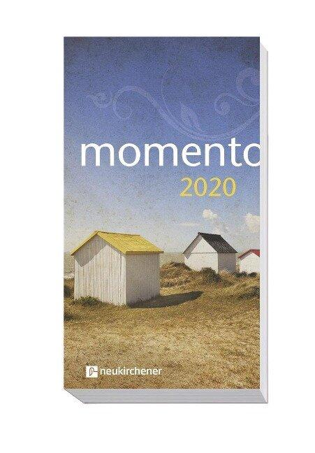 momento 2020 - Taschenbuchausgabe -