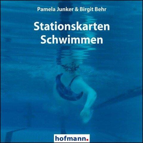 Stationskarten Schwimmen - Pamela Junker, Birgit Behr