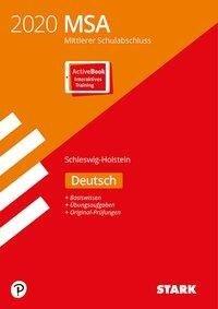 STARK Original-Prüfungen und Training MSA 2020 - Deutsch - Schleswig-Holstein -
