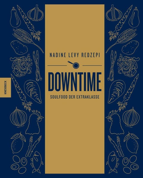 Downtime - Nadine Levy Redzepi