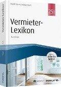 Vermieter-Lexikon - mit Arbeitshilfen online - Rudolf Stürzer, Michael Koch