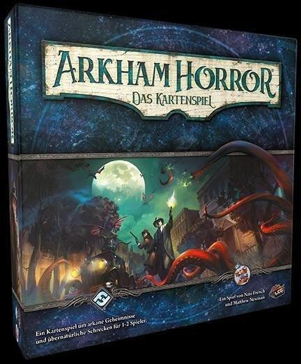 Arkham Horror: Das Kartenspiel -