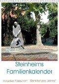 Steinheims Familienkalender (Wandkalender 2019 DIN A3 hoch) - Sabine Diedrich