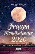 Frauen Mondkalender 2020 Taschenkalender - Helga Föger