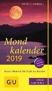 Mondkalender 2019 - Andrea Lutzenberger