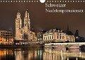 Schweizer Nachtimpressionen (Wandkalender 2019 DIN A4 quer) - Jens Kling