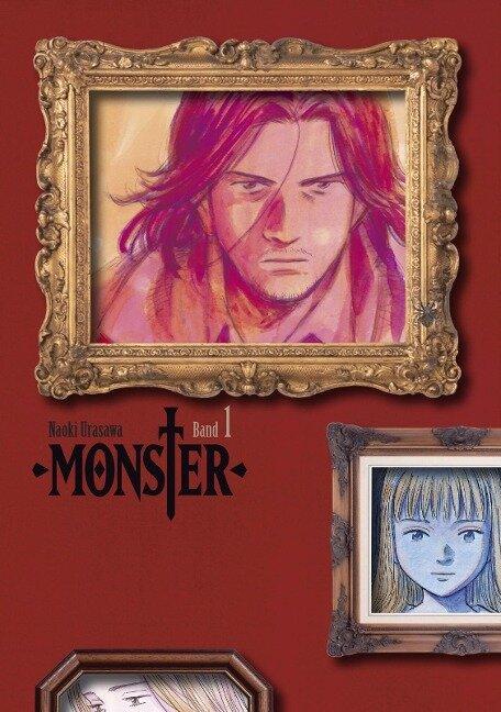 Monster Perfect Edition 1 - Naoki Urasawa