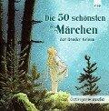Die 50 schönsten Märchen der Brüder Grimm (7 CD) - Jacob Grimm, Wilhelm Grimm