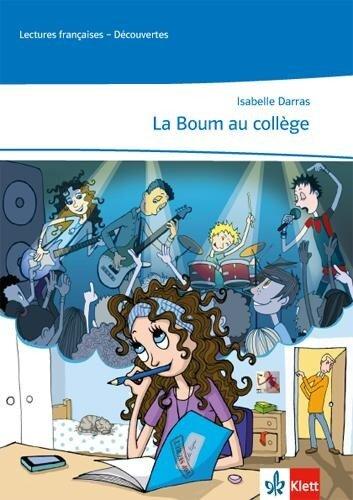 La Boum au collège - Isabelle Darras
