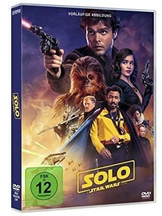 Solo: A Star Wars Story - Jon Kasdan, Lawrence Kasdan, George Lucas, John Powell