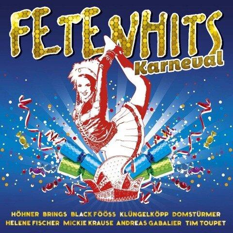 Fetenhits Karneval - Various