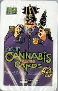 Seyfrieds 55 Cannabis Poker + Bridge Cards - Gerhard Seyfried