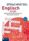 Sprachrätsel Englisch - A1/A2 - Gesa Füßle, Barbara Werner, KaSyX GmbH