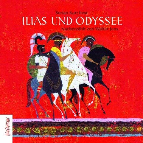 Ilias und Odyssee - Walter Jens