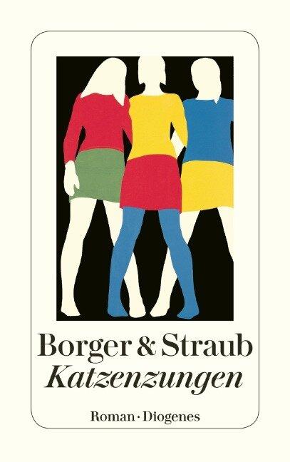 Katzenzungen - Martina Borger, Maria Elisabeth Straub
