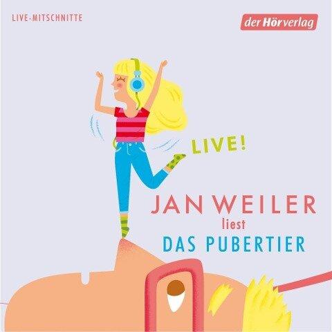 Das Pubertier - Jan Weiler