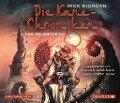 Die Kane-Chroniken, Folge 2: Der Feuerthron - Rick Riordan