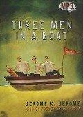 Three Men in a Boat - Jerome K. Jerome