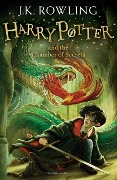 Harry Potter 2 and the Chamber of Secrets - Joanne K. Rowling