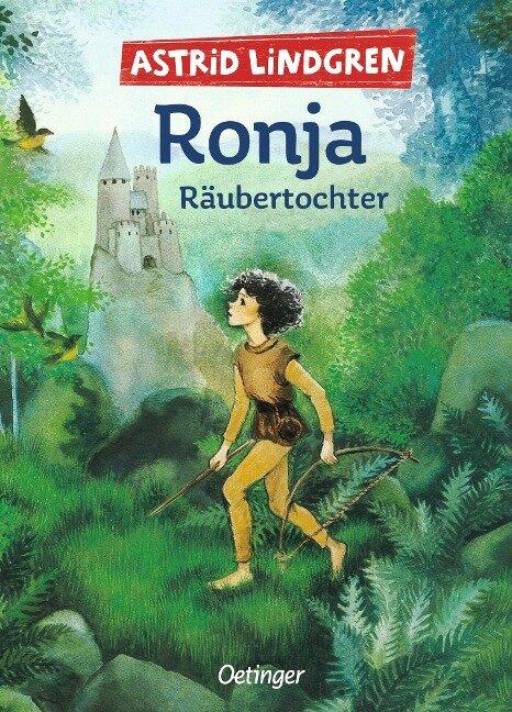 Ronja, Räubertochter - Astrid Lindgren