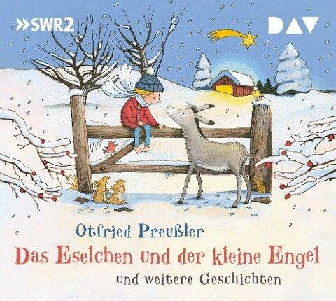 Das Eselchen und der kleine Engel und eine weitere Geschichte - Otfried Preußler