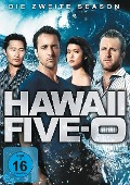 Hawaii Five-O (2010) - Season 2 (6 Discs, Multibox) -