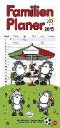 sheepworld Familienplaner - Kalender 2019 -