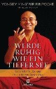 Werde ruhig wie ein tiefer See - Yongey Mingyur Rinpoche
