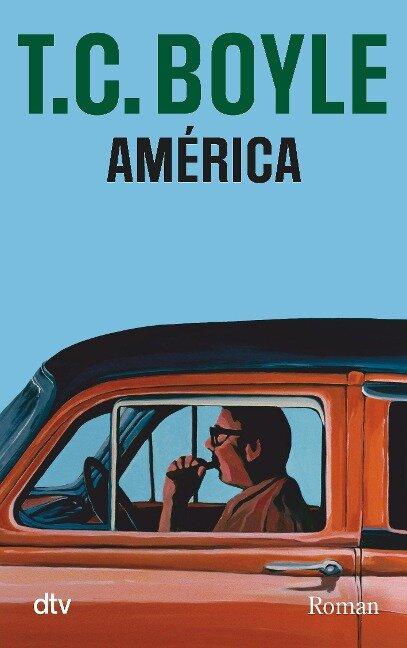 América - Tom Coraghessan Boyle
