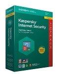 Kaspersky Internet Security 3 Geräte Upgrade (Code in a Box). Für Windows Vista/7/8/8.1/10/MAC/Android/iOs -