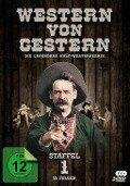 Western von Gestern - Box 1 (21 Folgen) (Fernsehjuwelen) -