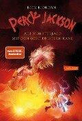 Percy Jackson: Percy Jackson - Auf Monsterjagd mit den Geschwistern Kane - Rick Riordan